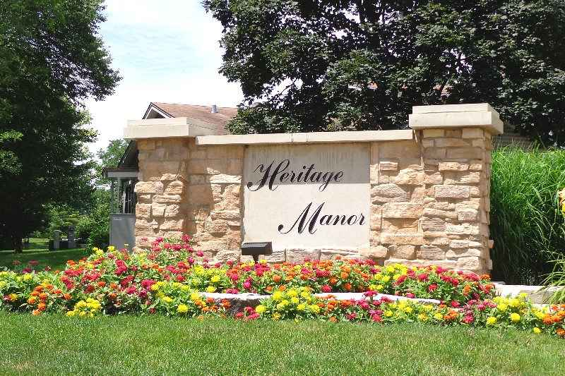 Heritage Manor Subdivision In Palatine, Illinois, Homes For Sale