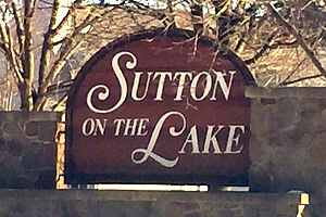 Sutton on the Lake