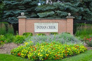 Courts of Indian Creek