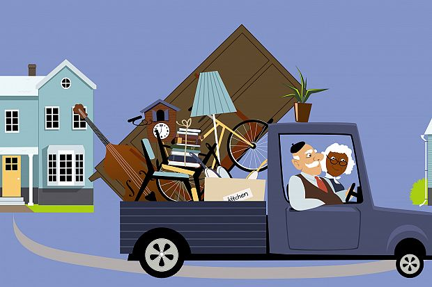 Three Signs You're Ready to Downsize Your Home