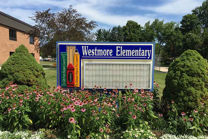 Photos of Westmore Elementary School