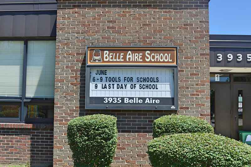 Photos of Belle Aire Elementary School