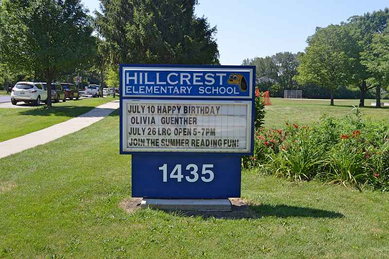 Photos of Hillcrest Elementary School
