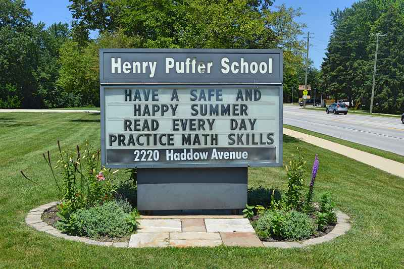 Photos of Henry Puffer Elementary School