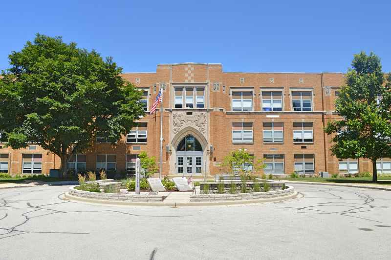 Photos of North High School