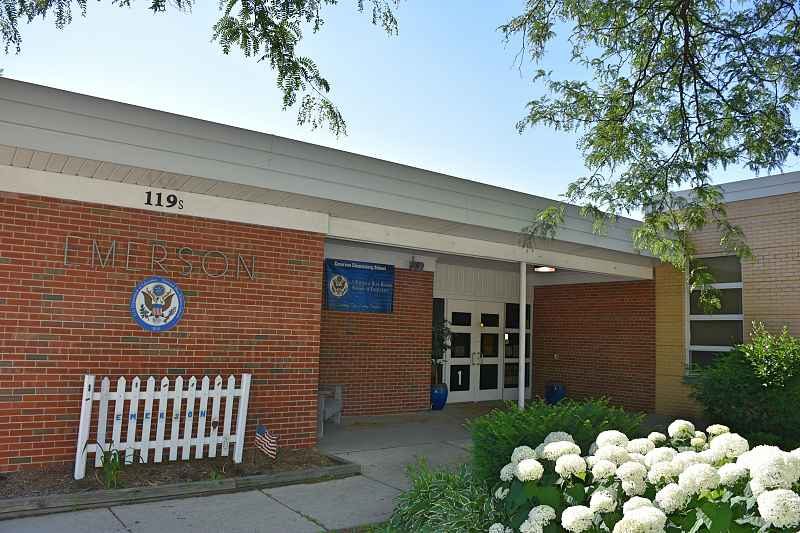 Photos of Emerson Elementary School