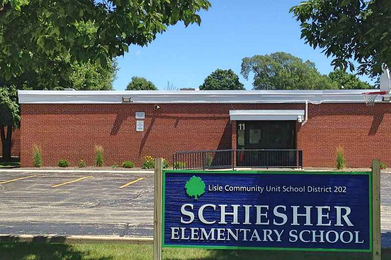 Photos of Schiesher Elementary School