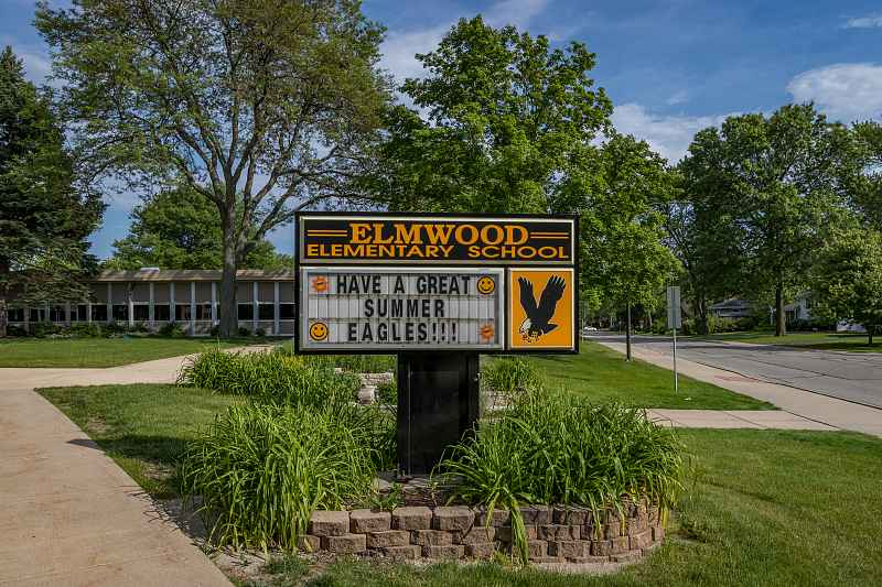 Photos of Elmwood Elementary School