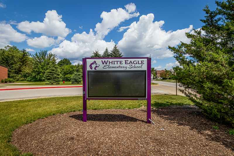 Photos of White Eagle Elementary School