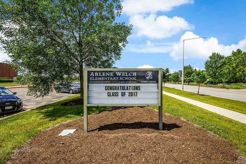 Photos of Welch Elementary School