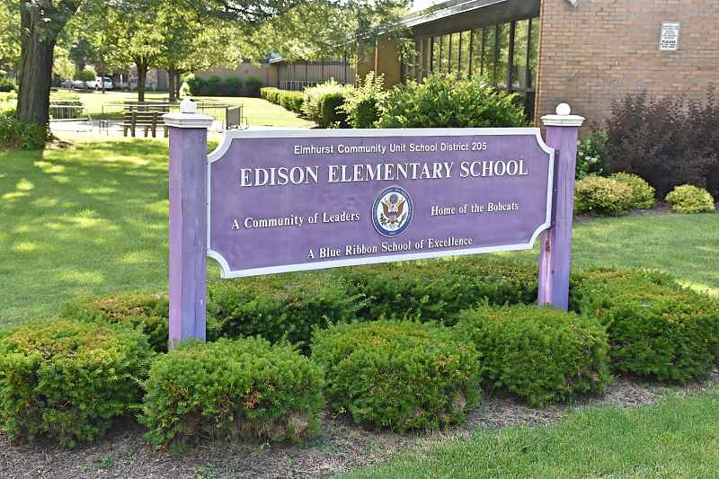 Photos of Edison Elementary School