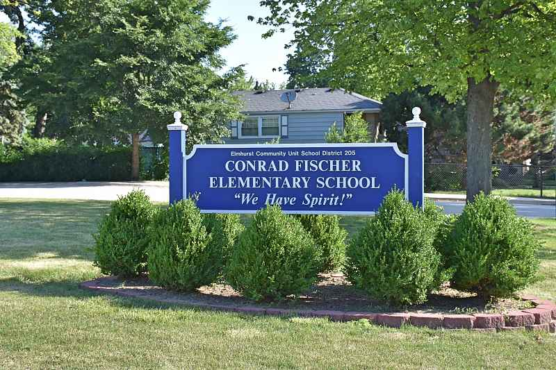 Photos of Fischer Elementary School