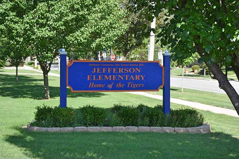 Photos of Jefferson Elementary School