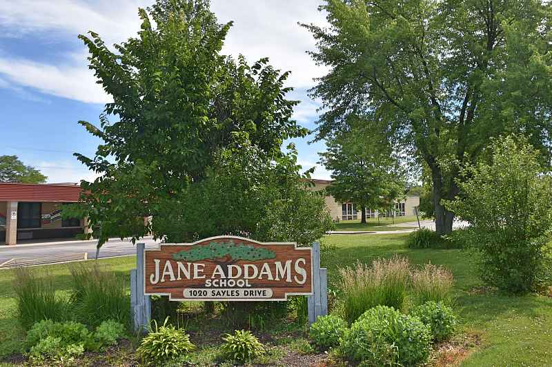 Photos of Jane Addams Elementary School