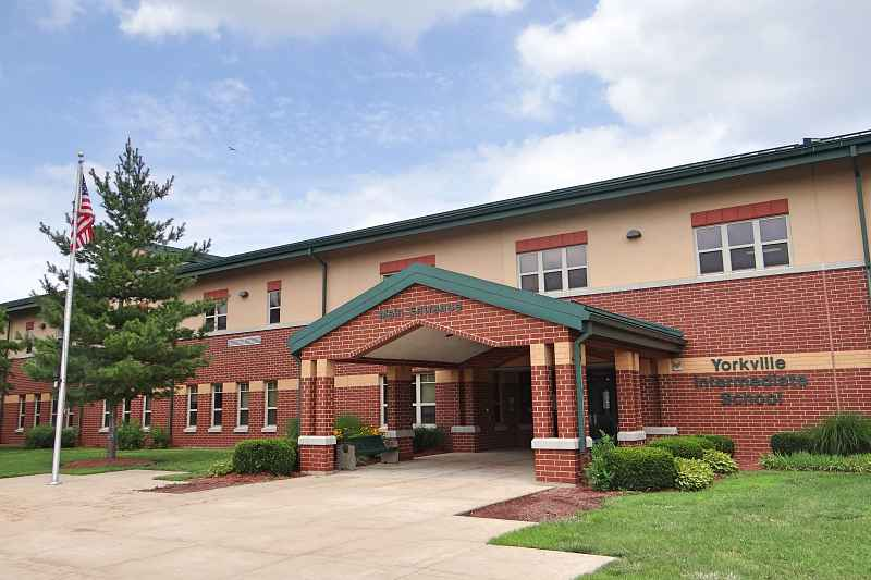Photos of Yorkville Intermediate School