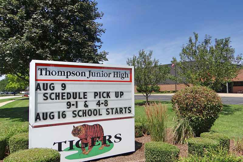 Photos of Thompson Junior High School