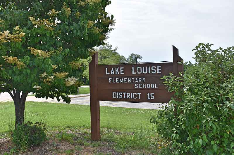 Photos of Lake Louise Elementary School
