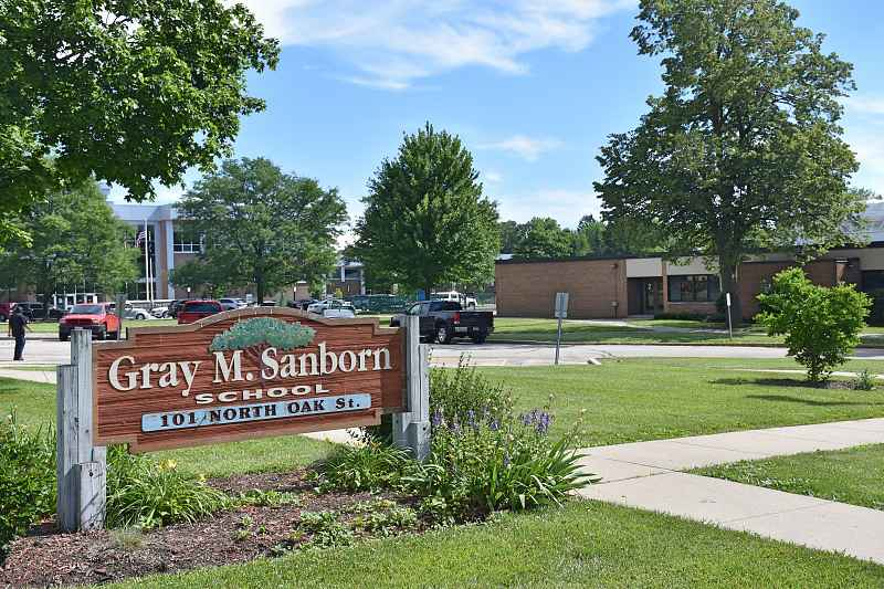 Photos of Gray M Sanborn Elementary School