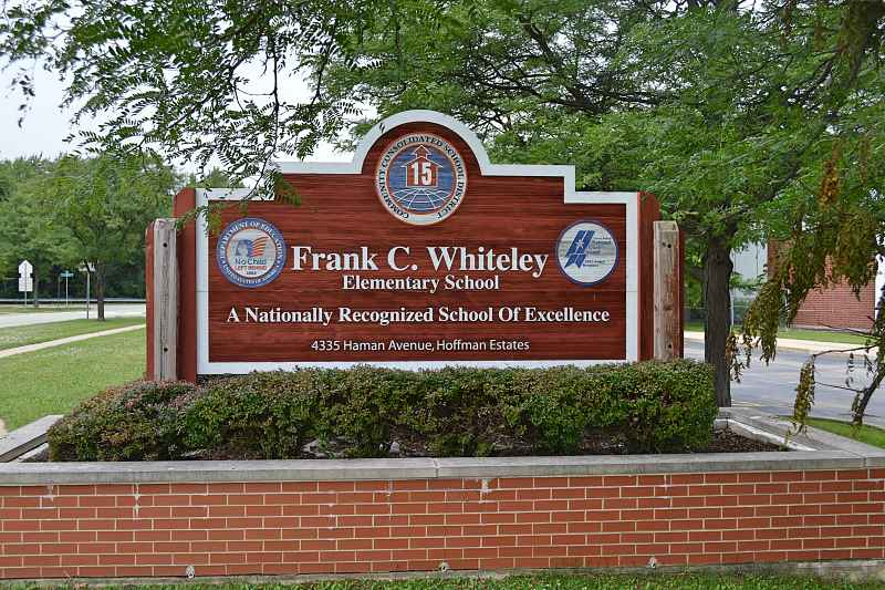 Photos of Frank C Whiteley Elementary School
