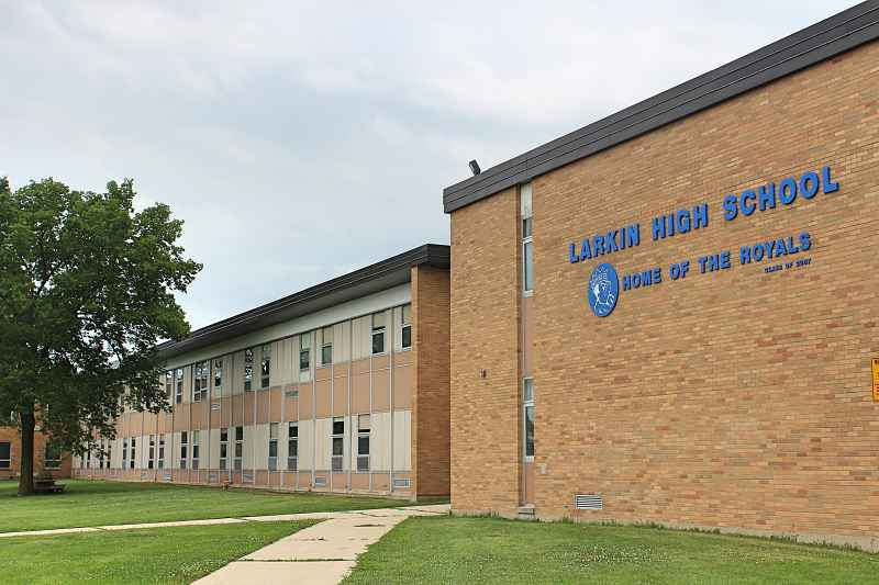 Photos of Larkin High School
