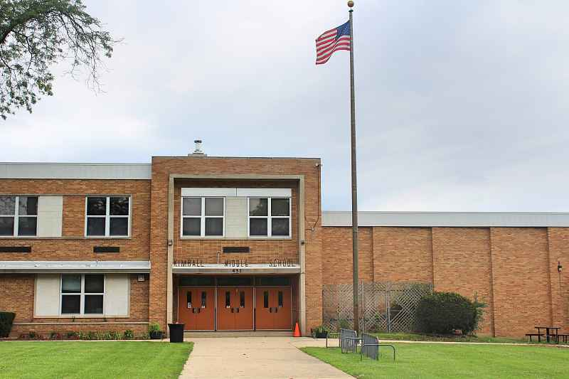 Photos of Kimball Middle School