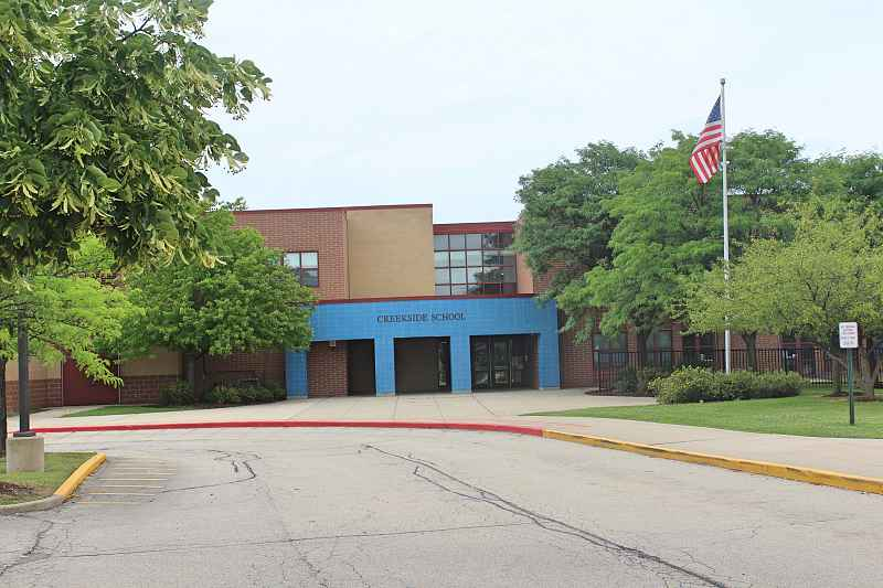 Photos of Creekside Elementary School