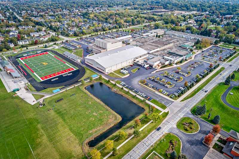 Photos of Batavia Sr High School