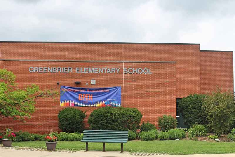 Photos of Greenbrier Elementary School