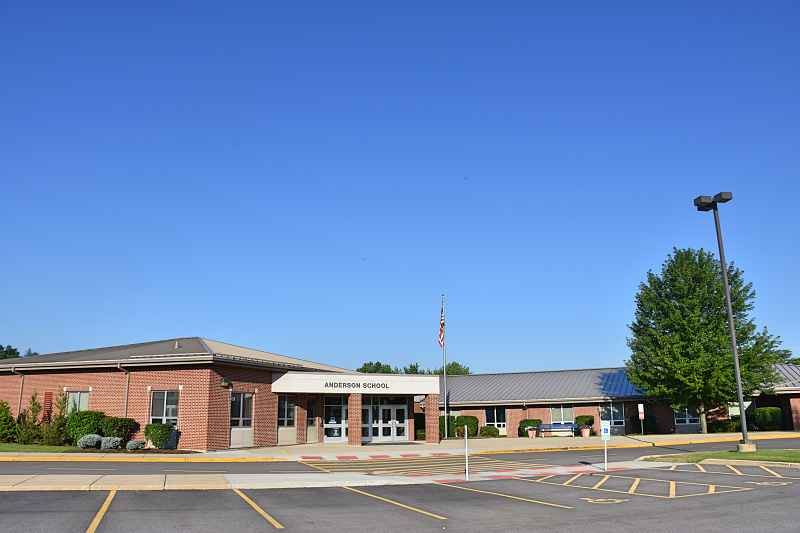 Photos of Anderson Elementary School