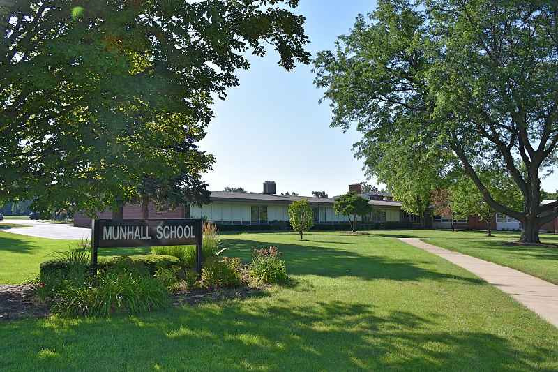 Photos of Munhall Elementary School