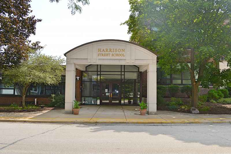 Photos of Harrison Street Elementary School