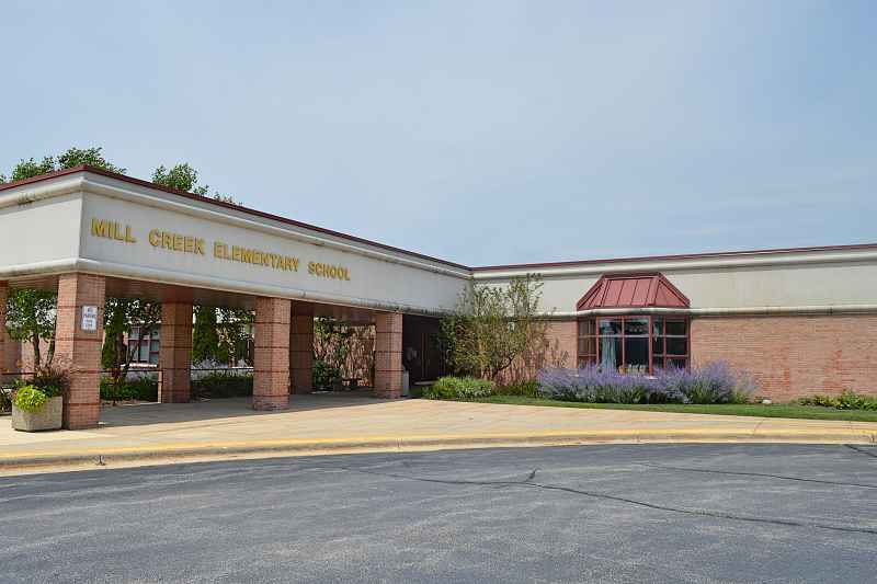 Photos of Mill Creek Elementary School