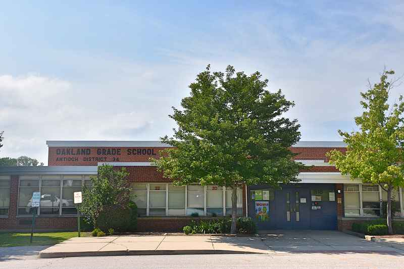 Photos of Oakland Elementary School