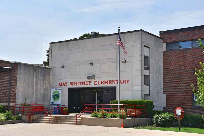 Photos of May Whitney Elementary School