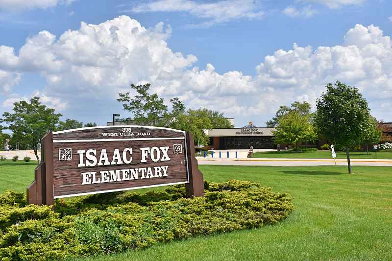 Photos of Isaac Fox Elementary School