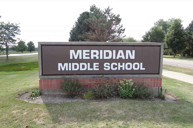 Photos of Meridian Middle School