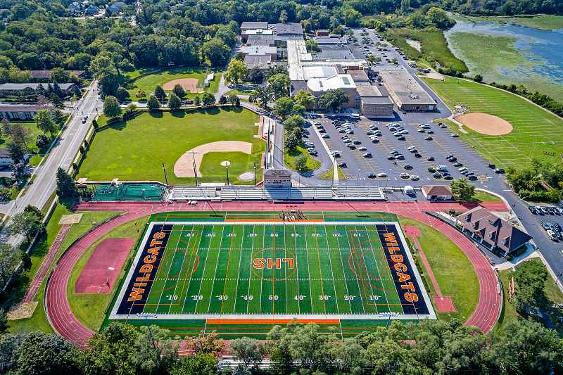 Photos of Libertyville High School