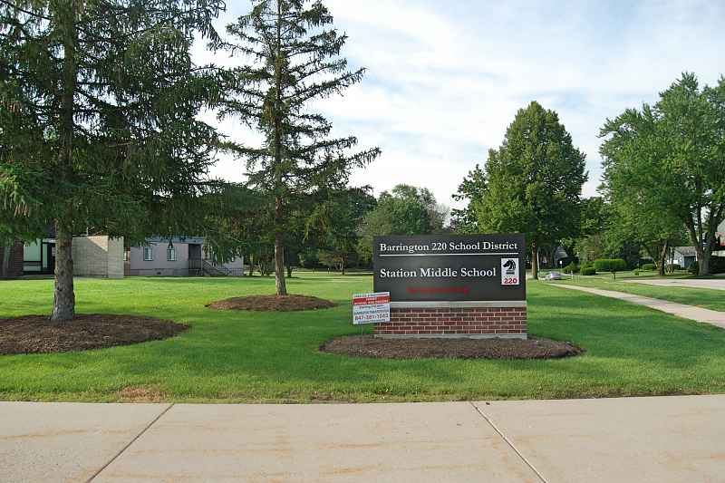 Photos of Barrington Middle School - Station Campus