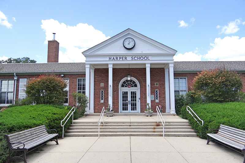 Photos of Harper Elementary School