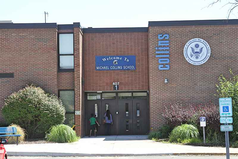 Photos of Michael Collins Elementary School