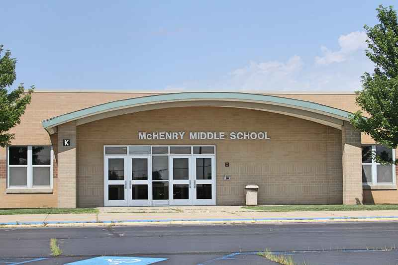 Photos of McHenry Middle School
