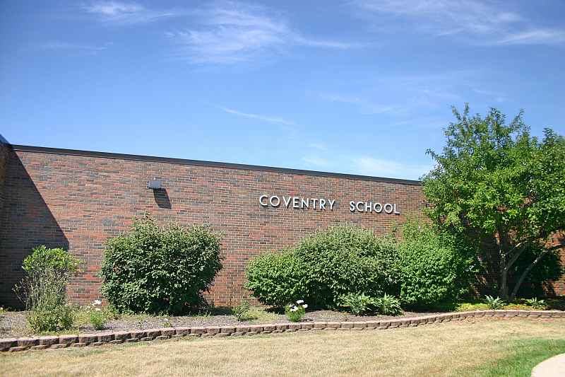 Photos of Coventry Elementary School