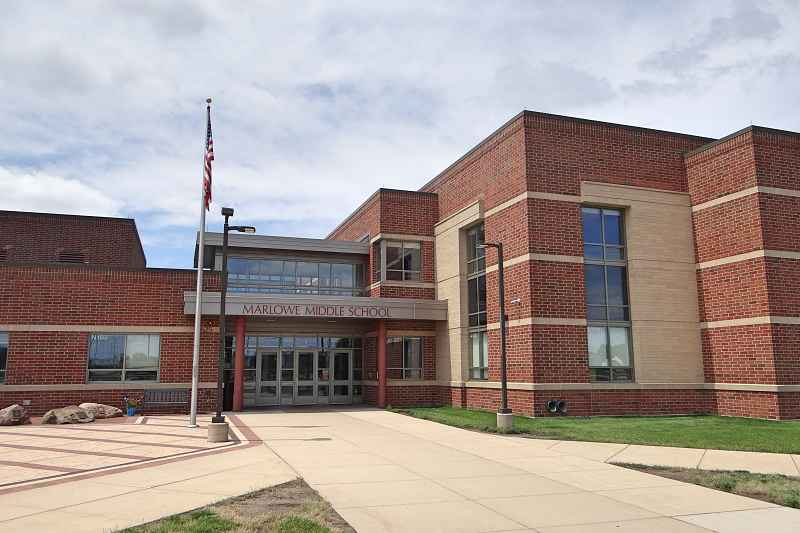 Photos of Marlowe Middle School