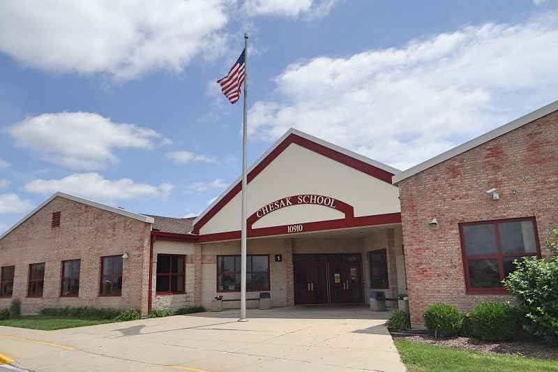 Photos of Chesak Elementary School