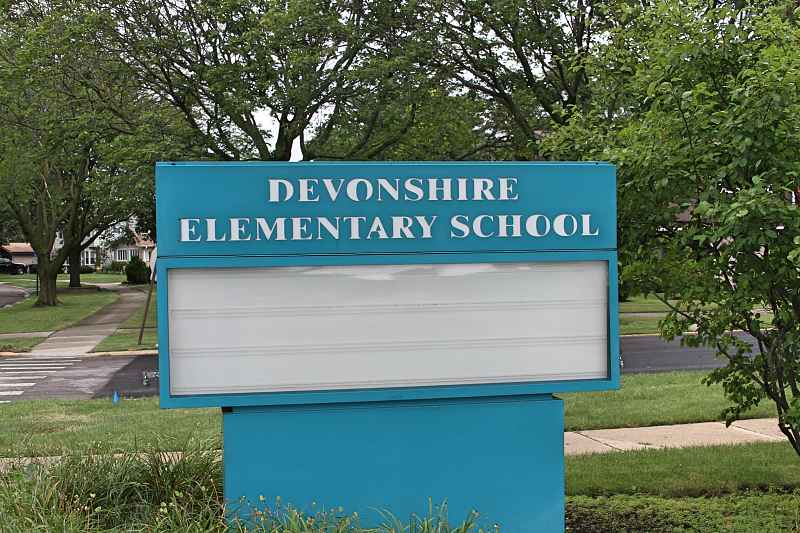 Photos of Devonshire School