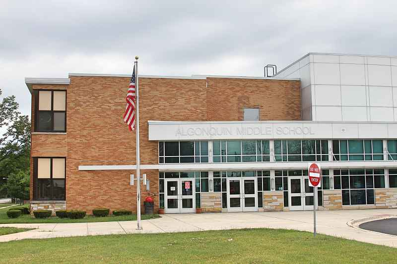Photos of Algonquin Middle School