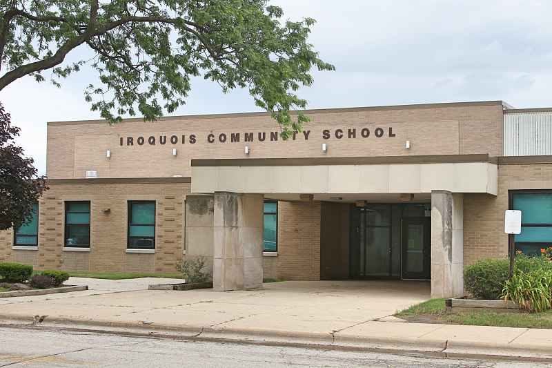 Photos of Iroquois Community School