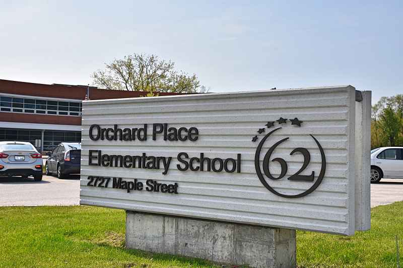 Photos of Orchard Place Elementary School