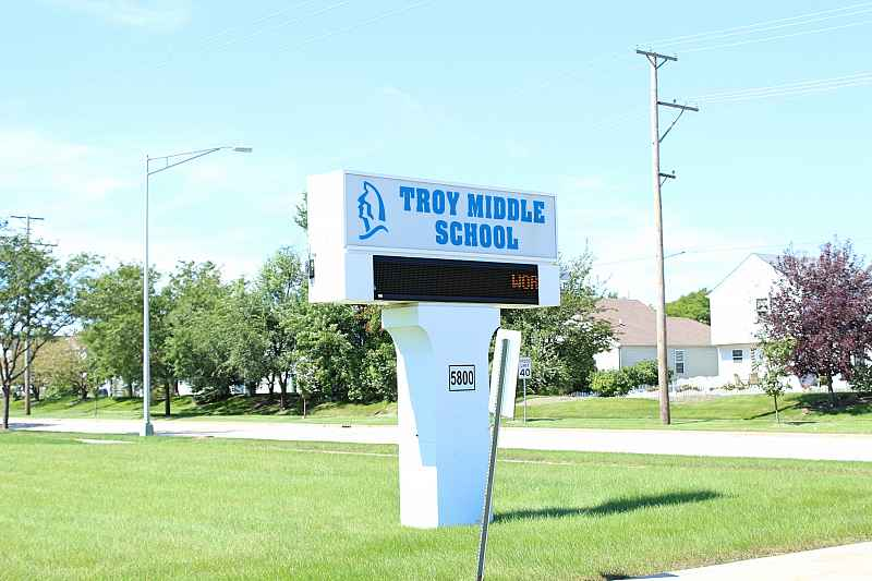 Photos of Troy Middle School