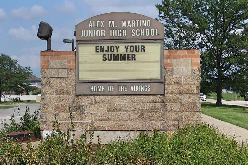 Photos of Alex M Martino Junior High School